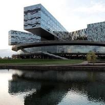 Российские инновационный и исследовательский центр Сколково — 3D графика, анимация