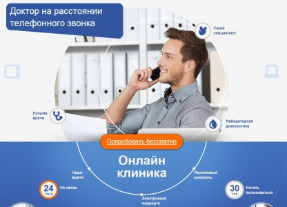 Teledoctor – видеопрезентация компании