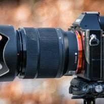 Видеообзор фотоаппарата со сменной оптикой Sony A7 Kit 28-70  для Мвидео