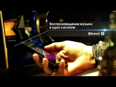 Видеообзор музыкального центра с жестким диском Sony Shake-6D для Мвидео