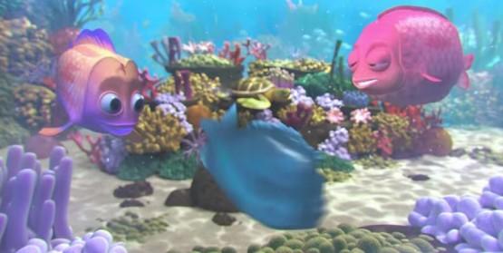 Морская звезда — невидимая драма подводного мира